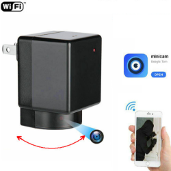 Wireless Charger WIFI Camera