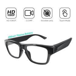 Hight-Tech Touch Eyeglasses...