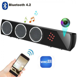 WIFI Speaker Camera,...