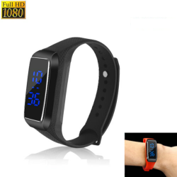 HD Wristband Camera DVR