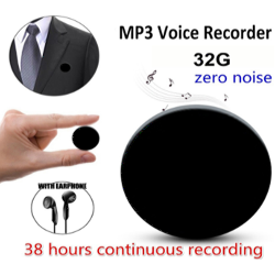 copy of 8GB/16GB Memory Voice Recorder Pen With MP3