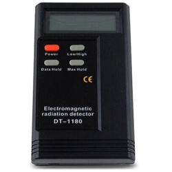 DT1880   Portable Digital Electromagnetic Radiation Detector