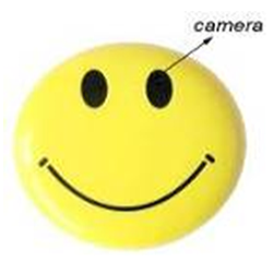Smiley Face Camera/ Car DVR