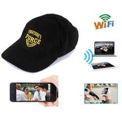 WiFiC-66 720P Wifi hat IP P2P hidden Camera