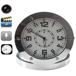 Table Clock style Camera...