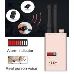 copy of DT1880   Portable Digital Electromagnetic Radiation Detector