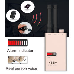 Professional Wireless Detector