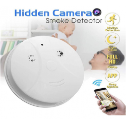 Smoke Detector Detection...