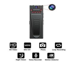 Micro Video Camera Voice...