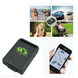 Mini GPS Tracker With Memory Slot And