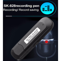 Recording Pen 16G Memory Multifunctional