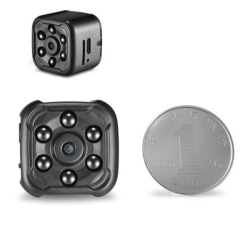 Micro Camera DVR, HD Video...