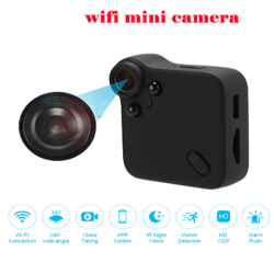 Portable WiFi MiniCamera wearable body Camera