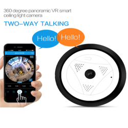 Mini Wifi 360 IP Camera...
