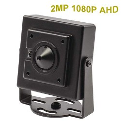 1080p 2mp HD AHD/Indoor/CVI, CVBS 3.7mm