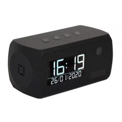 Clock WiFi Camera Smart...
