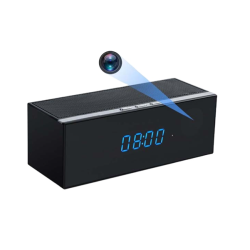 copy of WIFI Wall Clock Camera
