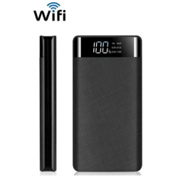 WiFi 1080P 8000mAh Power...