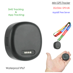 Mini GPS Tracker, MTK Chipset