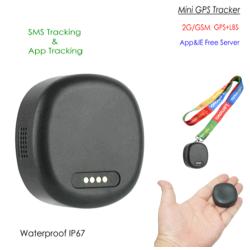 Mini GPS Tracker, MTK Chipset