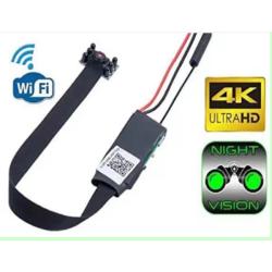 WiFi 4K camera night vision