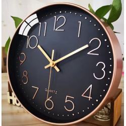 4K wall clock 12.0 inch...