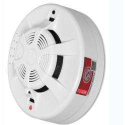 4K real smoke detector...