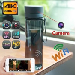 W6 Mini 1080P PIR Motion...