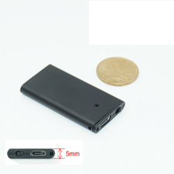Ultrathin Digital Voice Recorder