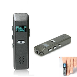 Thumb Size Digital Voice Recorder