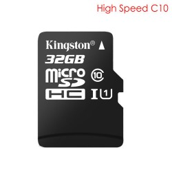 High Speed TF Card, Kingston 32GB, Speed C10