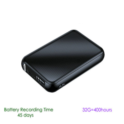 Powerbank Voice Recorder