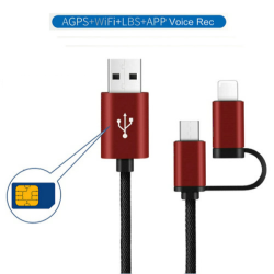 USB Cable GPS Tracker,2G