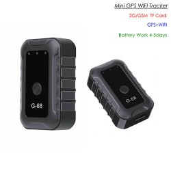 Mini GPS WIFI Tracker, 2G/GSM Signal