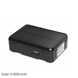 Solar GPS tracker, 2G/GSM