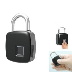 Smart Fingerprint Padlock