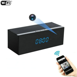WIFI Clock Bluetooth...