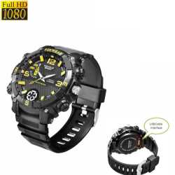 HD Watch Camera, Video 1080P