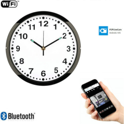 WIFI Clock Camera DVR