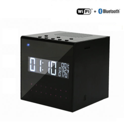 Bluetooth Speaker Clock...