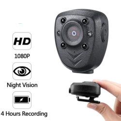 Clip Camera DVR 32GB