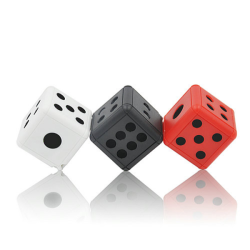 Dice Mini Camera,Motion Detection