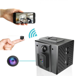 Smallest WIFI Camera