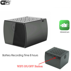 Big Battery WIFI Mini Camera