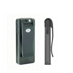 HD Clip Camera, Video 1080p/Voice PCM