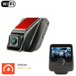 Car Video Recorder, WIFI Function