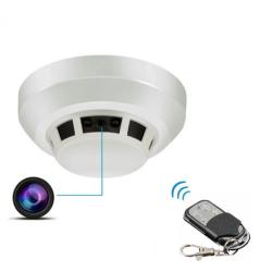 Smoke Detector Camera DVR
