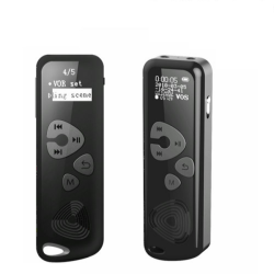Digital Voice Recorder, PCM 1024Kbps/WAV