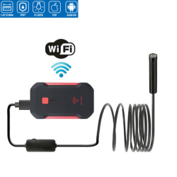 WIFI Endoscope Camera, HD 1600*1200 mp4