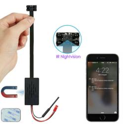 Magnetic WIFI Camera, Hi3518E / Nightvision